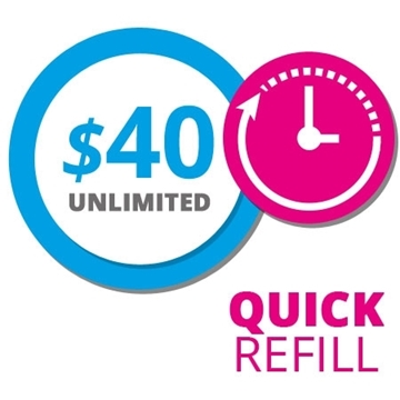 REAL Mobile Data Quick Refill